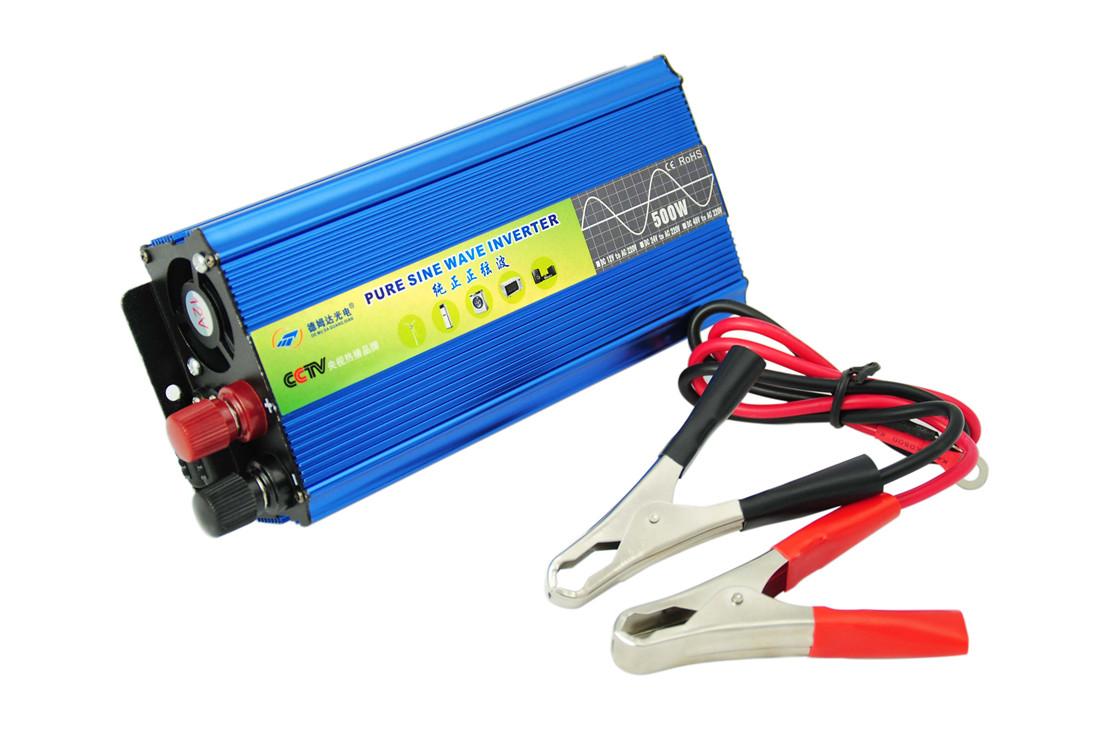 12V 500W纯正正弦波逆变器 广州德姆达光电科技有限公司