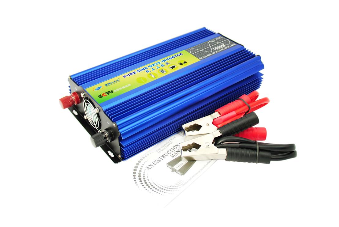 24V 1000W 纯正弦波逆变器逆变电源 广州德姆达光电科技有限公司